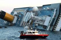 Українці не постраждали внаслідок катастрофи лайнера Costa Concordia