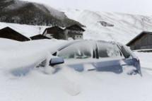 12 українців опинилися в сніговому полоні в Болгарії