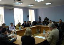 Презентація звернення представників української громадськості до лідерів українських опозиційних сил