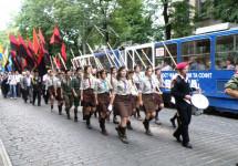 Фоторепортаж святкування дня Героїв у Львові