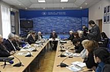 Обговорюємо Організаційний регламенту Мережі Дій в обороні української мови