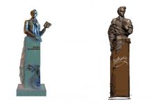 Українці Португалії обирають проект пам'ятника Шевченку у Лісабоні