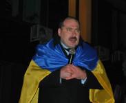 """Олег Медуниця на """"євро-майдані"""" у Сумах"""
