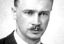 Cьогодні  — 110 років з дня народження Олега Ольжича