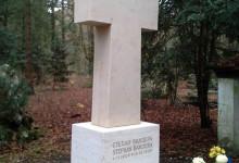 У Мюнхені відновлено могилу Степана Бандери (фото)