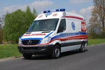 Греко-католики з Польщі придбали карету швидкої допомоги