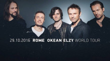 Концерт Океану Ельзи в Римі
