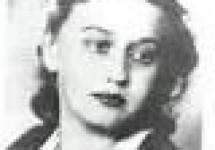 Українська Націоналістка – героїня і жертва Бабиного Яру