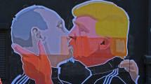 """""""Я люблю Путіна і він мене любить"""""""