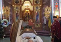 Похорон Святослава Караванського (фото)