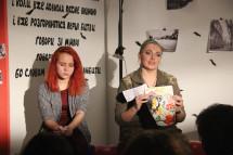 Київський Театр Переселенця поставив у Слов'янську виставу в рамках проекту «Діти та військові»