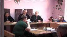 Прокурор з'явився до суду п'яним (відео)
