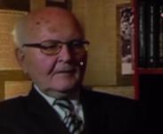 Відео з презентації книги спогадів в'язня Освєнциму, на очах якого вбивали братів Бандери