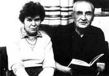 Спогад про зустрічі із Святославом Караванським та Ніною Строкатою
