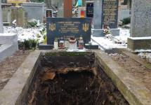 Розрита могила в Празі – вічна проблема батьків і дітей