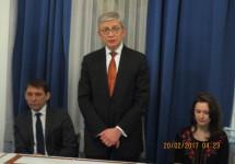 В столиці Європи відкрили Представництво Світового Конґресу Українців (фоторепортаж)