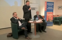 У Варшаві презентацію книги про Бандеру допомогла провести поліція