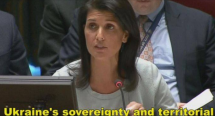 Українці Америки натякають: посол США в ООН варта відзнаки Тараса Шевченка