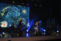 «Жива вода» від Христини Соловій подарувала ціле море позитивних вражень сім'ям учасників АТО