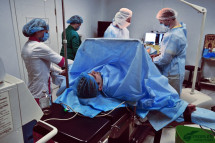 Юний боєць 17 ОМБр збереже ногу завдяки новим технологіям