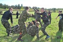 """""""Звитяга-2017"""": у Цуманських лісах молодь вчитиметься воювати як УПА"""