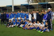 Футбол єднає континенти