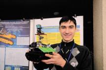 Українські школярі здобули 9 медалей на конференції молодих дослідників