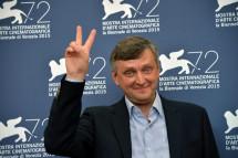 Український режисер побореться за головний приз Канн