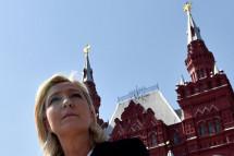 Путін готовий до радикальних кроків, аби витягти Ле Пен