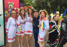 Українці взяли участь у Параді дружби народів у Мексиці