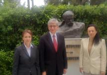 У Греції відзначили 50 років Світового Конґресу Українців