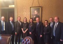 Делегація парламентарів з України та Литви проводить низку зустрічей у Вашинґтоні – на підтримку воюючої України