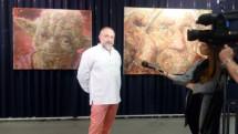 В «Музеї Історії Києва» Владислав Шерешевський представив творчий доробок за останні 5 років