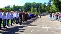 Військово-патріотична гра «Джура»: у Буську перевірили готовність майбутніх захисників України