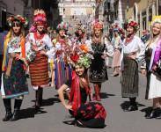 Всесвітній День Вишиванки в Римі 2017 (Promo Video)