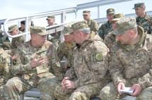 На полігоні НАТО українці показали відмінний результат точного водіння танків (відео)