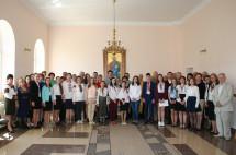 Молодь Франківщини вітала праведного Андрея –  єпарха Станіславівського та свого небесного опікуна