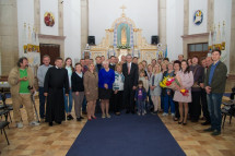 Українці Португалії відзначили 50-ліття СКУ