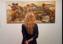 «NON STOP. ART – виставка, присвячена презентації українських художників у Нью-Йорку