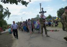 Горностаївці попрощалися з Героєм АТО – Сергієм Горо