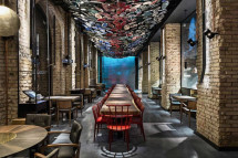 Чотири українських ресторани претендують на міжнародну премію
