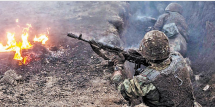 Інформаційні сутички навколо боїв біля Жолобка