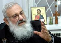 У Вінниці відкриють перший у світі пам'ятник Патріарху Любомиру Гузару