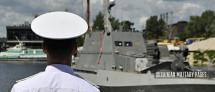 Командиром нового катера «Гюрза-М» став один з «випуску вірних» інституту ВМСУ