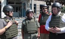 «Вільні Люди» сприяли перебуванню експертів провідніх аналітичних центрів США в Україні