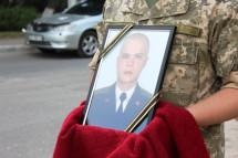 У Кропивницькому провели в останню путь 28-річного старшого сержанта Євгена Яловця