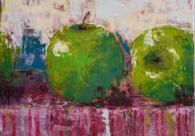 В галереї Нью-Йорка виставлять роботи української художниці