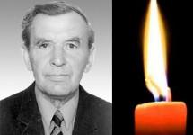 Вічна пам'ять – відійшов у засвіти др.Нестор Зарічний