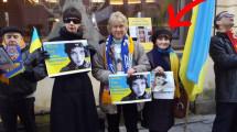 Завдяки боротьбі за свободу Савченко до міськради Таллінна може пройти українка