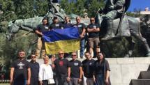 Українські байкери організували пробіг Філадельфія – Львів